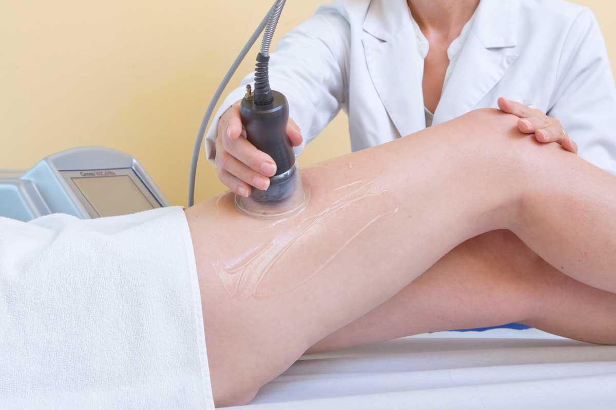 Fettabbau durch niederfrequenten Ultraschall